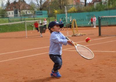 Tenniskinderkarten 1